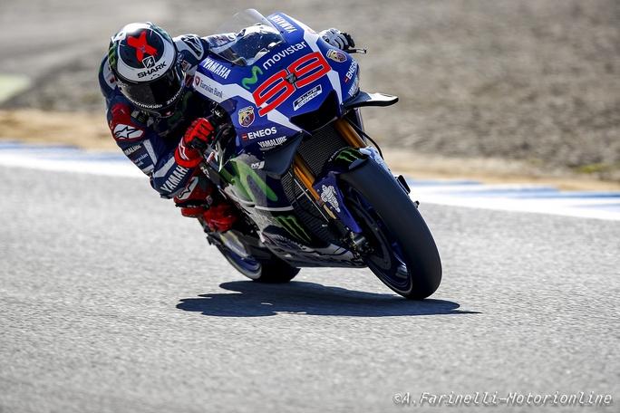 """MotoGP: Jorge Lorenzo, """"Marquez ha meritato il titolo, ora voglio il 2° posto in campionato"""""""