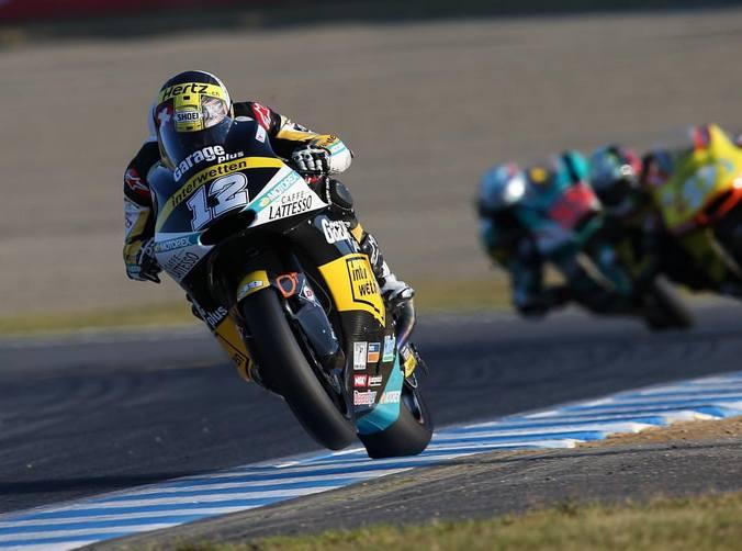 Moto2 Phillip Island: Luthi beffa Morbidelli e vince il GP d'Australia