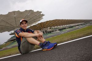 MotoGP: Marc Marquez salta le FP2 di Sepang a causa di una gastroenterite