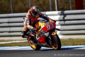 MotoGP Motegi, Warm Up: Marquez davanti a Dovizioso, Rossi è quinto