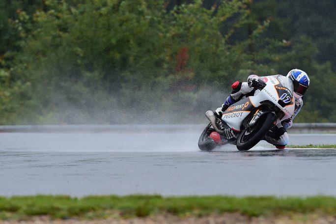 Moto3 Phillip Island, FP2: Sul bagnato il più veloce è McPhee