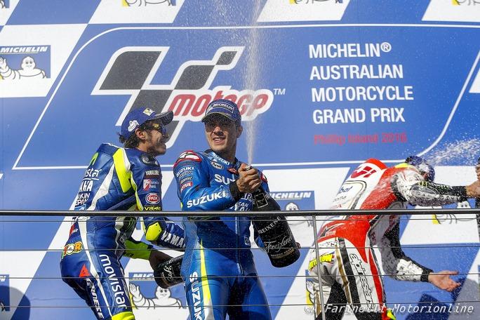 "MotoGP: Michelin ""promossa"" a Phillip Island"