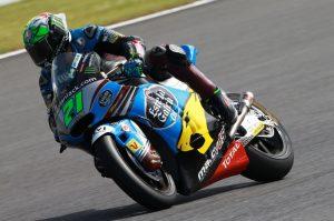 Moto2 Sepang, FP2: Morbidelli è il più veloce