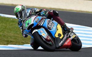 Moto2 Phillip Island, Warm Up: Morbidelli al Top, Baldassarri è settimo