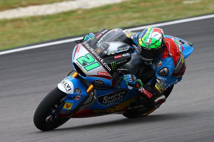 Moto2 Sepang, Warm Up: Miglior tempo per Franco Morbidelli