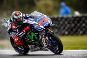 """MotoGP Phillip Island: Jorge Lorenzo """"Con le slick giro talmente lento che non riesco a scaldarle"""""""