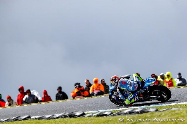 """MotoGP Phillip Island: Maverick Vinales """"Peccato non aver preso Rossi, ora però voglio il 3° posto di Lorenzo"""""""