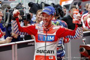MotoGP Sepang: Parola a Dovizioso, Rossi e Lorenzo