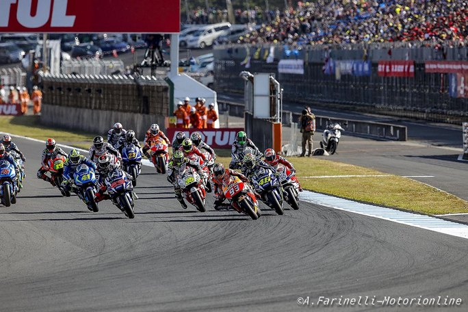 MotoGP: Aerodinamica, airbag e centralina gli argomenti della Commission GP