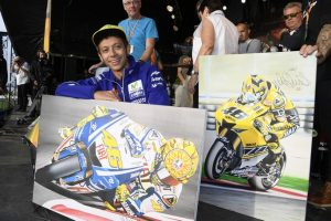 """MotoGP: Valentino Rossi, """"La Yamaha non è migliorata nella seconda parte della stagione"""""""