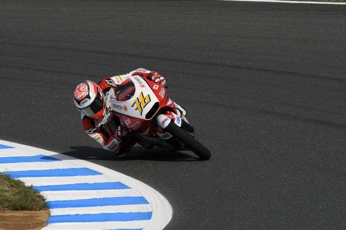 Moto3 Motegi: Ono, pole in casa, Migno in prima fila