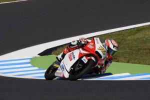 Moto3 Motegi, Warm Up: Ono è il più veloce, bene Bastianini e Migno