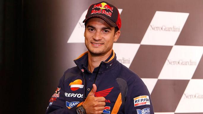 MotoGP: Dani Pedrosa operato con successo alla clavicola
