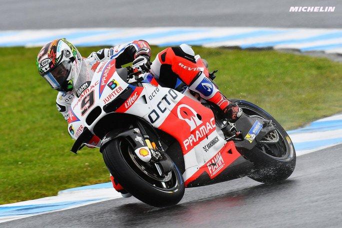 """MotoGP Phillip Island: Danilo Petrucci, """"Condizioni proibitive"""""""