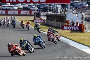 MotoGP: Orari TV GP Phillip Island 2016, Sky MotoGP e TV8