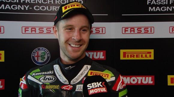Superbike Magny-Cours, Gara 2: Jonathan Rea consolida la sua leadership