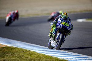 """MotoGP: Valentino Rossi """"Phillip Island è una pista fantastica"""""""