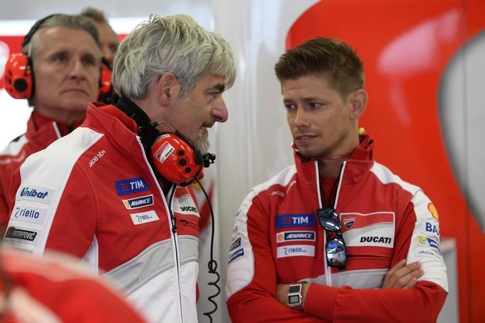 """MotoGP: Ducati, """"Abbiamo chiesto a Stoner di sostituire Iannone, ma ha detto no"""""""
