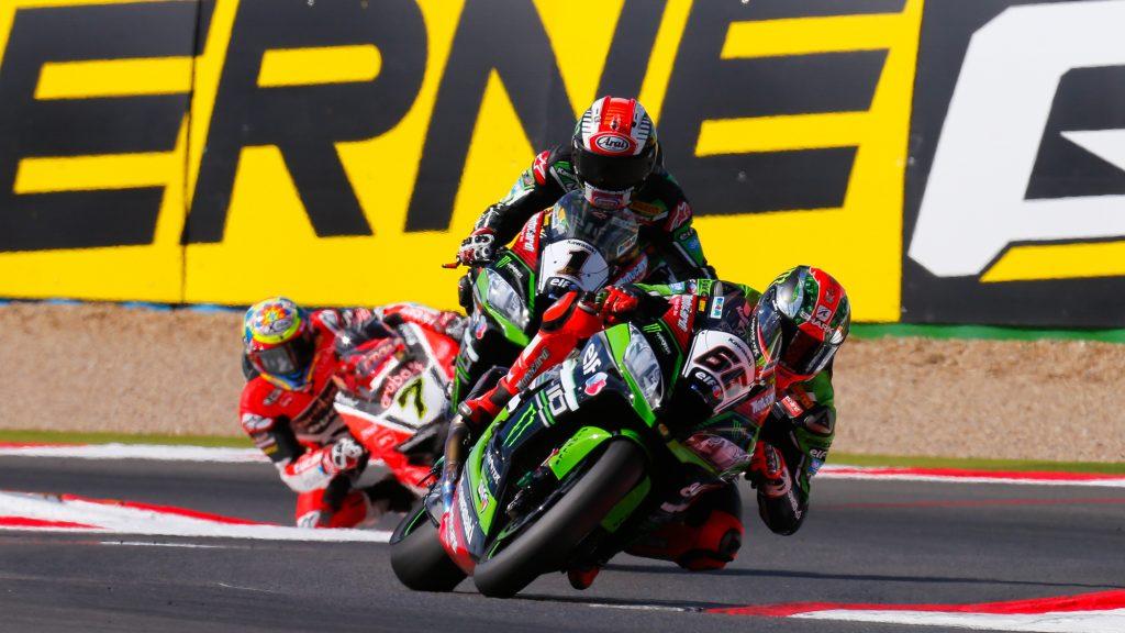 Superbike Magny-Cours, Gara 2: Tom Sykes è soddisfatto del suo fine settimana