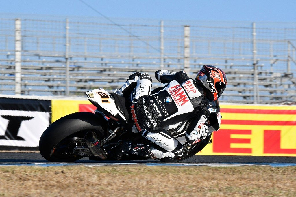 Superbike Jerez, Gara 1: Althea BMW conclude nella top ten