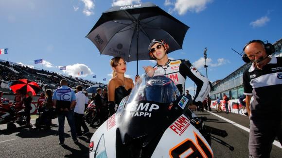 Superbike Magny-Cours, Gara 2: Corsa in rimonta per il Team Althea BMW