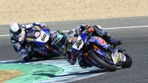 Superbike Losail: Yamaha si prepara ad un suggestivo round in notturna
