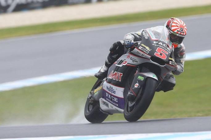 Moto2 Phillip Island FP3 Zarco al Top Corsi è sesto