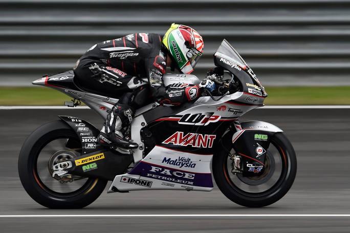 Moto2 Sepang: Zarco batte Morbidelli, la pole è del francese