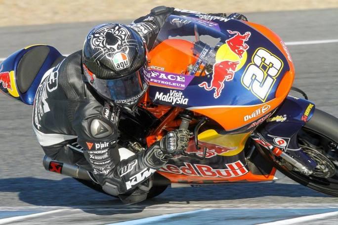 """Moto3 Test Valencia: Niccolò Antonelli, """"Ho migliorato molto il feeling con la KTM"""""""