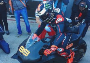 """MotoGP Test Valencia: Paolo Ciabatti """"Il sorriso di Jorge una prima vittoria"""""""