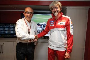 MotoGP: Ducati si impegna a correre nel motomondiale per altri 5 anni