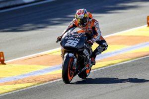 """MotoGP Test Valencia: Dani Pedrosa """"Nonostante non sia al top ho provato bene la nuova moto"""""""