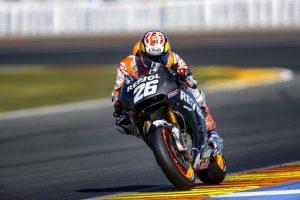 """MotoGP Test Valencia: Dani Pedrosa """"Giornata positiva, ho provato entrambe le moto che avevo nel box"""""""