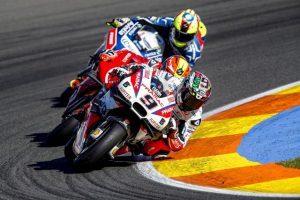 MotoGP Valencia: Il team Pramac fuori dalla top 10, ma la Ducati ufficiale andrà a Petrucci