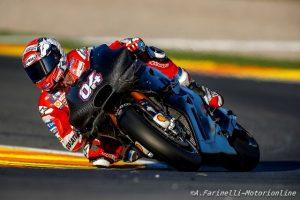 """MotoGP Test Valencia: Andrea Dovizioso """"Contento della nuova moto, torniamo a casa con le idee chiare"""""""