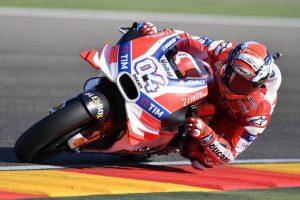 """MotoGP Valencia Day 1: Andrea Dovizioso, """"Sono molto contento della partenza"""""""