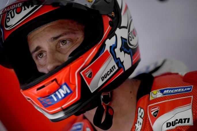 """MotoGP: Andrea Dovizioso, """"Sorpreso da tutto l'affetto del paddock"""""""