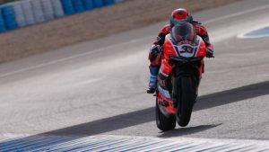 Superbike Test Jerez: Ducati e Yamaha in pista