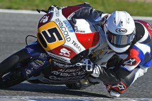Moto3 Jerez: Fenati il più veloce della due giorni di test