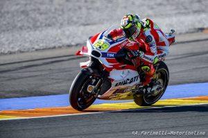 """MotoGP Valencia: Andrea Iannone, """"Non siamo al Top, ma non siamo lontani dal podio"""""""