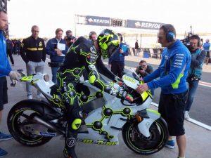 MotoGP Test Valencia: Iannone in sella alla Suzuki