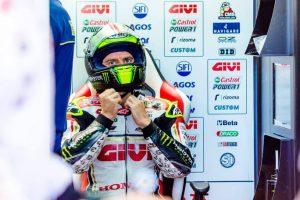 "MotoGP Valencia: Cal Crutchlow, ""Bradl è un fo…to id…ota"""