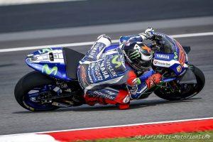 """MotoGP Valencia: Jorge Lorenzo """"Ottimo feeling, vado forte anche con le Michelin qui"""""""