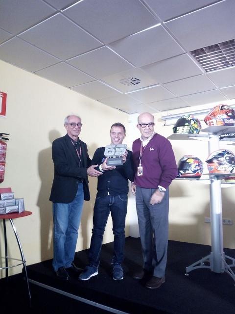 MotoGP: La Dorna omaggia Loris Capirossi ritirando il suo 65