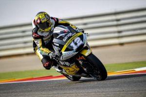 Moto2 Valencia, FP3: Luthi davanti a Morbidelli