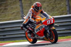 """MotoGP: Marc Marquez, """"A Valencia voglio tornare sul podio, poi ci saranno test importanti"""""""