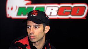 Superbike: infortunio al menisco per Marco Melandri