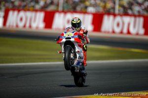 """MotoGP Valencia: Lo sfogo di Andrea Iannone """"Negli ultimi due gp sono stato trattato con freddezza"""""""