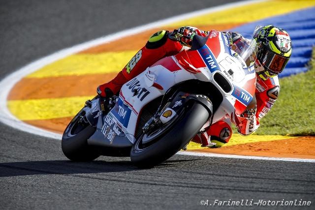 MotoGP Valencia: Parola a Lorenzo, Marquez e Iannone