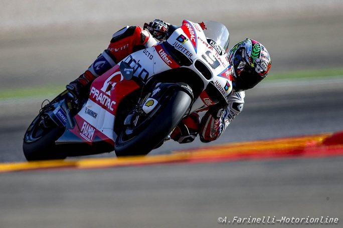 """MotoGP Valencia Day 1: Danilo Petrucci, """"Siamo andati molto forte, non me lo aspettavo"""""""